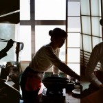 Makrobiotische Küche mit Mayumi Nishimura.