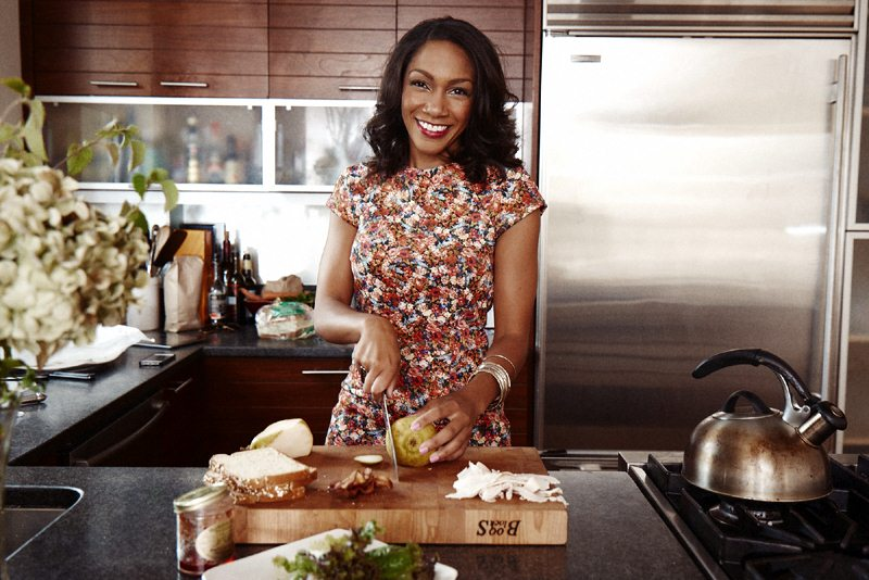 At Home with Stephanie Smith author of Blog 300 Sandwiches and