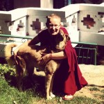 Travelstories – ein deutsche Nonne in Dharamsala.