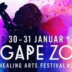 Agape Zoe Healing Arts Festival in Berlin.