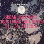 Urban Libertines Conscious Living Yoga Retreat.