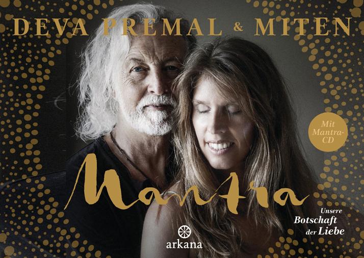 MantraMit Mantra-CD von Deva Premal